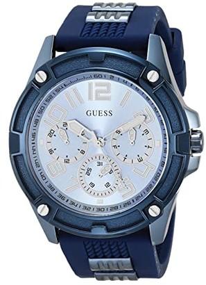 GUESS GW0051G4 (Blue) Watches