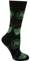 Cufflinks Inc. Hulk Sock