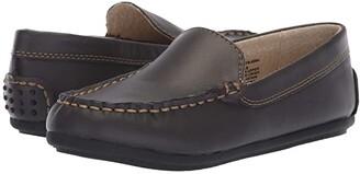 FootMates Brooklyn (Toddler/Little Kid/Big Kid) (Brown) Boys Shoes