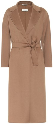S Max Mara Esturia virgin-wool coat