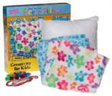 Creativity For Kids Crafty Girl Make Your Own Fleece Pillow