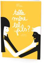 Minus Editions Telle mére, tel fils? Mother/Son Notebook