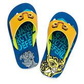 Disney The Lion Guard Flip Flops for Kids
