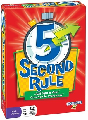 Outset 5 Second Rule Bilingual