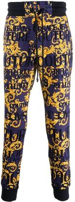 Versace Baroque Print Sweatpants