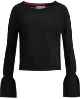 Osman Gathered Wool Sweater