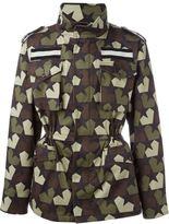 Ports 1961 star camouflage jacket