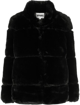 Apparis Sarah faux fur coat