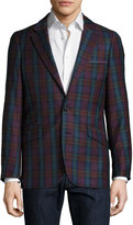 Robert Graham Harry Ellis Woven Plaid Sport Coat, Multi
