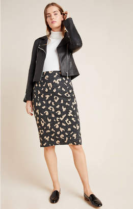 Maeve Delphine Sweater Pencil Skirt