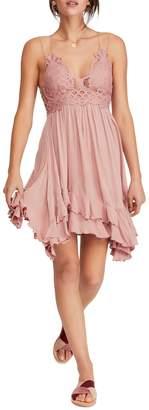 Free People Adella Slip Dress