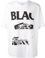 Facetasm Black Flag T-shirt