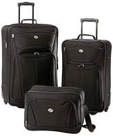 American Tourister Fieldbook II 3pc Luggage Set
