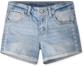 Levi's Embroidered Shorty Shorts, Big Girls (7-16)