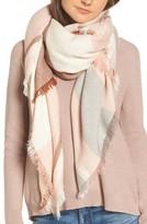 Madewell Women's Colorblock Blanket Scarf