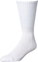 Swell Crew Sock 5 Pack White