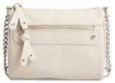 BP Double Stud Crossbody Bag - Grey