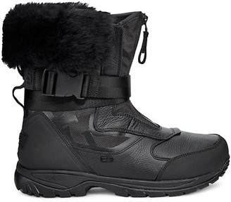 UGG Tahoe Waterproof Leather, Sheepskin UGGpure Boots