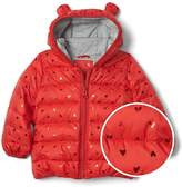 Gap ColdControl Lite bear puffer