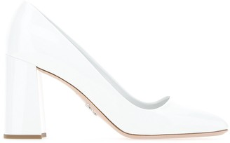 Prada Block Heel Pumps