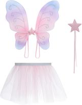 Accessorize 3 Piece Ombre Fairy Dress Up Set