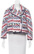 Chanel 2016 Embroidered Jacket w/ Tags