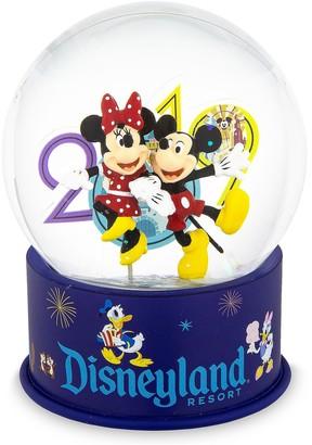 Disney Mouse Mini Snowglobe Disneyland 2019