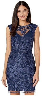 Trina Turk Sizzling Dress (Indigo) Women's Dress