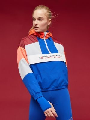 Tommy Hilfiger Colour-Blocked Water Repellent Jacket
