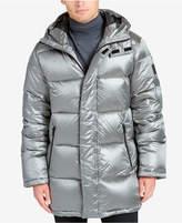 DKNY Men's Full-Length Puffer Jacket