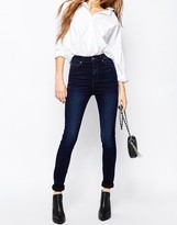 Dr. Denim Zoe Sky High Waist Skinny Jean