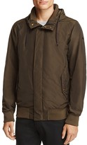 Scotch & Soda Military Hooded Jacket
