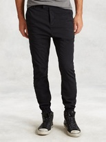 John Varvatos Cotton Everly Pant