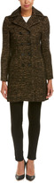Jill Stuart Penelope Wool-Blend Coat