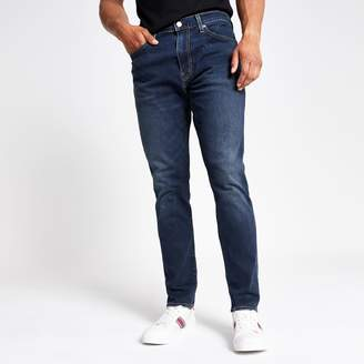 Levi's Mens River Island 512 tapered slim jeans
