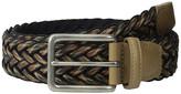Torino Leather Co. 35mm Multi Woven Wax Cotton w/ Matte Nickel