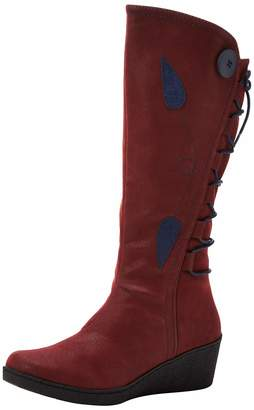 Joe Browns Women's Feeling Free Lace Back Boots High