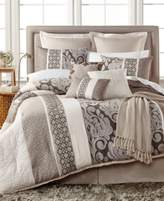 Sunham Leighton 10-Pc. King Comforter Set