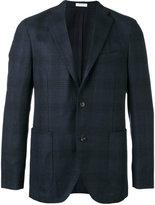 Boglioli checked blazer - men - Cotton/Polyamide/Acetate/Virgin Wool - 46