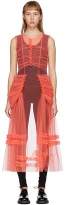 Molly Goddard Pink Napoli Dress