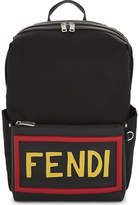 Fendi Word Nylon Backpack