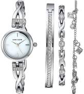 Anne Klein AK-3083SVST Jewelry Sets
