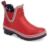 Joules Women's Seafarer Bob Short Rain Boot