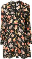 RED Valentino floral print dress - women - Silk - 40