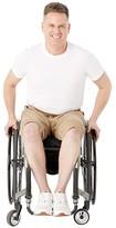 Iz Adaptive IZ Adaptive Seated Shorts Elastic Waist (Tan) Men's Clothing