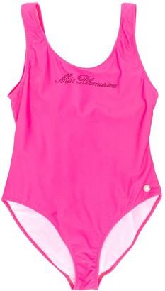 Miss Blumarine TEEN logo swimsuit