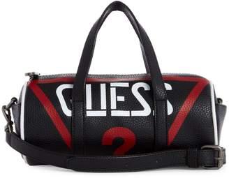 GUESS Classic Logo Barrel Bag