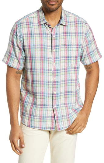 f04e7828 Tommy Bahama Fitted Men's Shirts - ShopStyle
