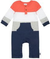 Splendid Baby Boy Stripe Knit Coverall