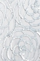 J Kara Embellished Bodice Chiffon A-Line Bodice